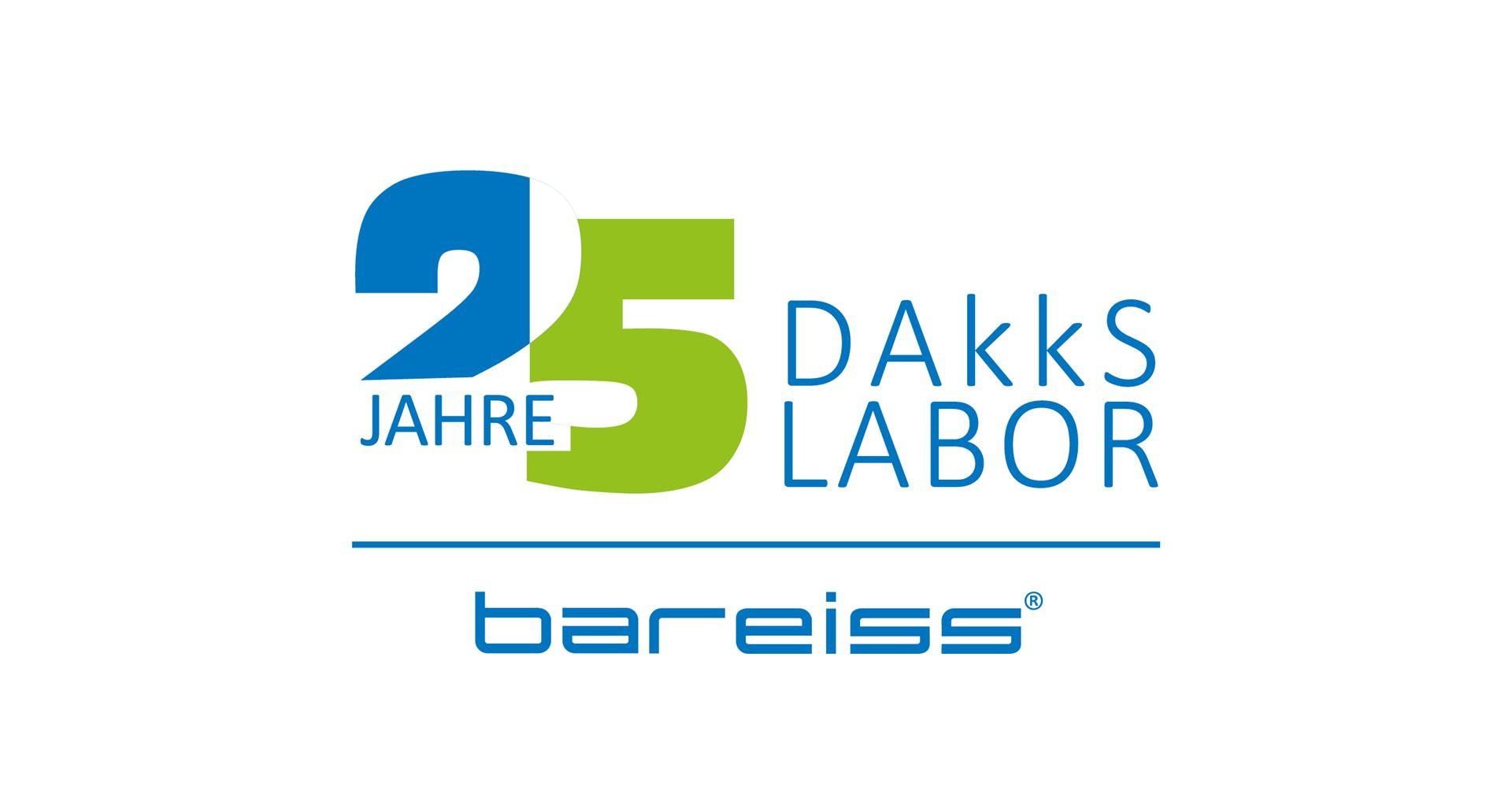 25 Jahre DAkkS-Laboratorium
